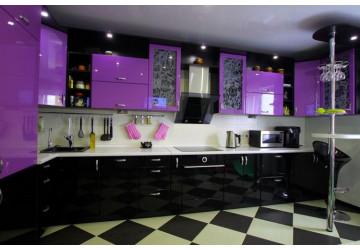 Кухни в эмали