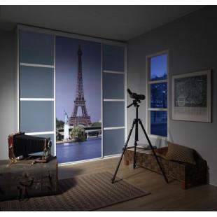 Шкаф-купе с фотопечатью Tower