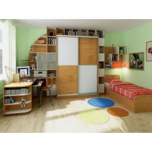Шкаф-купе для детской Complex