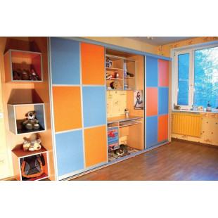 Шкаф-купе для детской Teen